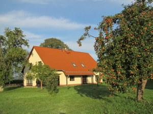 Landhaus Hofansicht