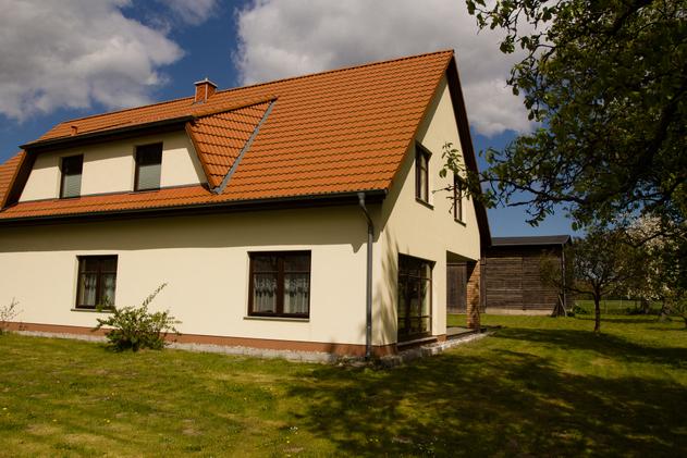 Landhaus Strassenansicht